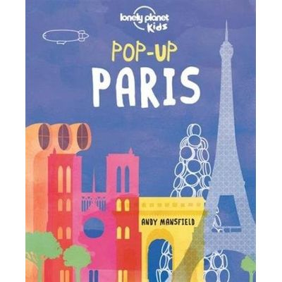 Lonely Planet - Pop-Up Paris