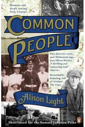 Common People - The History Of An English Family - Light, Alison | Hoshan.org
