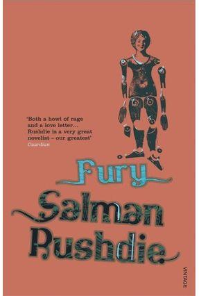 Fury - Rushdie,Salman   Hoshan.org
