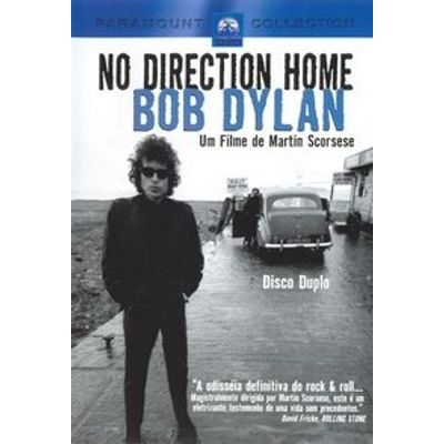 No Direction Home - Bob Dylan - 2 DVDs