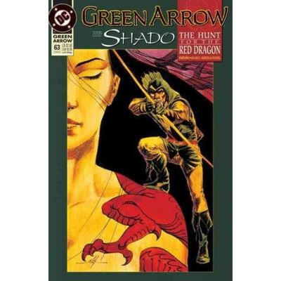 Green Arrow Vol. 8 -  The Hunt For The Red Dragon