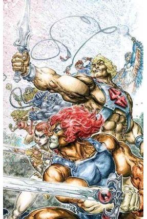 He-Man/Thundercats - Abnett,Dan | Hoshan.org