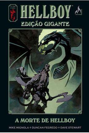 Hellboy Ed Gigante - Vol. 1 - A Morte De Hellboy -  pdf epub