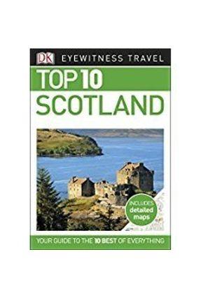 Dk Eyewitness Top 10 Travel Guide - Scotland - Scott,Alastair pdf epub
