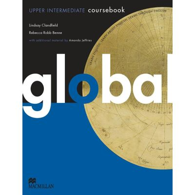 Global Upper-Intermediate - Student's Book