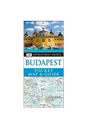 Dk Eyewitness Pocket Map And Guide Budapest - Dorling Kindersley | Hoshan.org