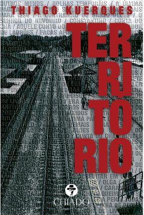 Território - Col. Viagens na Ficção - Kuerques,Thiago | Hoshan.org