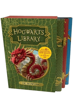 The Hogwarts Library Box Set - Rowling,J. K. | Hoshan.org
