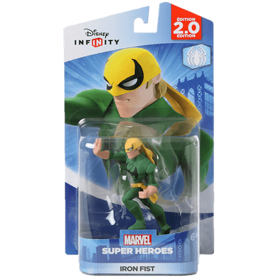 Usado - Disney Infinity 2.0 - Iron Fist - Personagem Individual