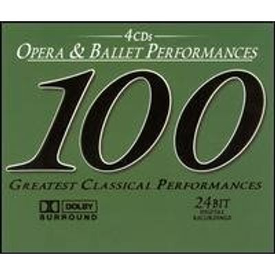 OPERA & BALLET PERFORMANCES / VARIOUS (BOX)
