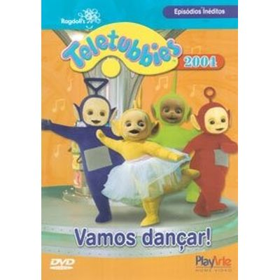 Teletubbies - Vamos Dançar! - Volume 5 - DVD4
