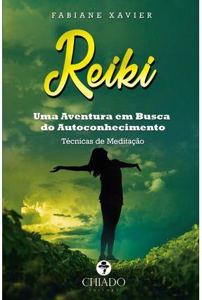 Reiki - Uma Aventura Em Busca Do Autoconhecimento - Col. Viagem Filosófica - Martins,Fabiane Xavier | Tagrny.org