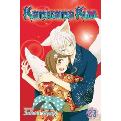 Kamisama Kiss - 23 Vol. 23