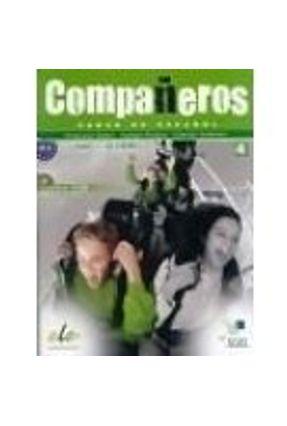 Companeros 4 - Libro Del Alumno - Franco,Carmen Sardinero Castro,Francisca Díez,Ignacio Rodero   Hoshan.org