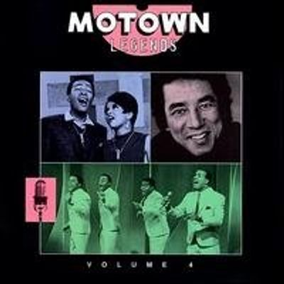 MOTOWN LEGENDS 4 / VARIOUS