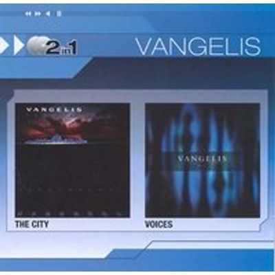 2 em 1 - The City + Voices - 2 CDs