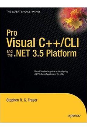 Pro Visual C++/cli And the .net 3.5 Platform - Fraser,Stephen R. G. | Hoshan.org