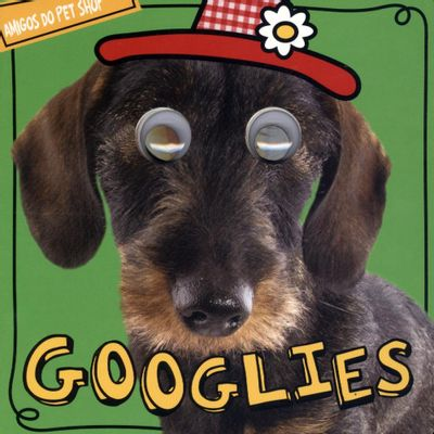 Amigos do Pet Shop - Col. Googlies