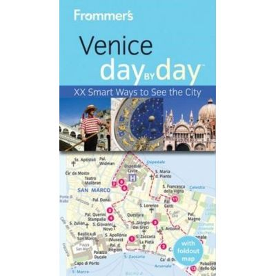 Frommer's Venice Day By Day - 3rd Edition