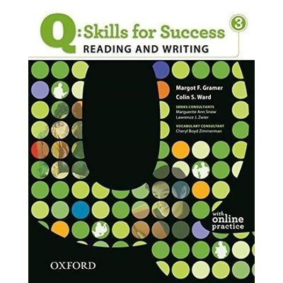 Q Skills For Success Reading And Writing 3 - Student Book Pack