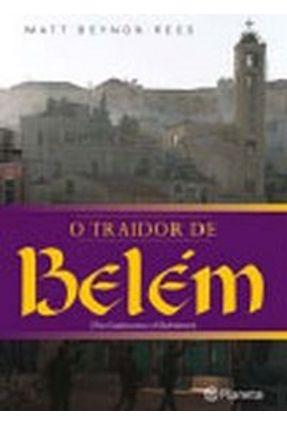 O Traidor de Belém -  pdf epub