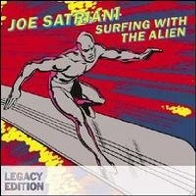 Surfing With the Alien - CD + DVD - Digipack
