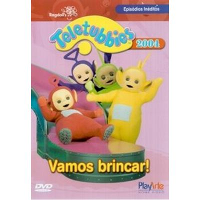Teletubbies - Vamos Brincar! - Volume 6 - DVD4