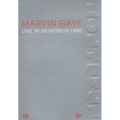 Marvin Gaye - Live In Montreux 1980 - DVD1