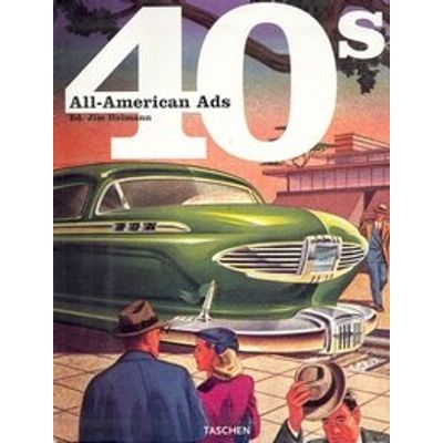 All - American Ads 40s