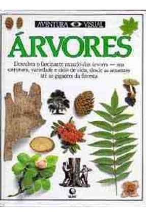 Arvores - Col. Aventura Visual -  pdf epub