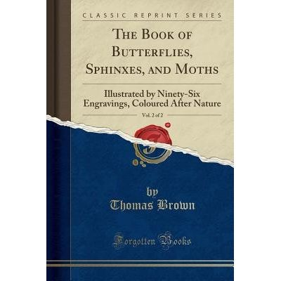 The Book Of Butterflies, Sphinxes, And Moths, Vol. 2 Of 2 - Illustrated By Ninety-Six Engravings, Coloured After Nature