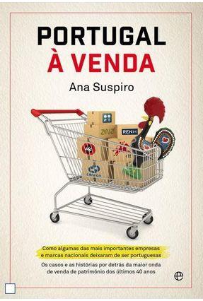 Portugal À Venda - Ana Suspiro | Tagrny.org