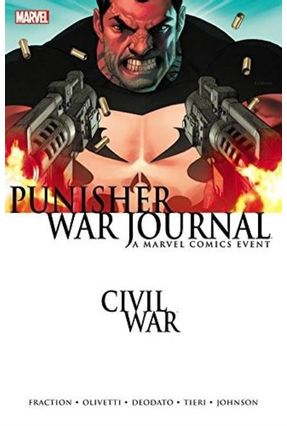 Civil War - Punisher War Journal - Fraction,Matt Gage,Christos pdf epub