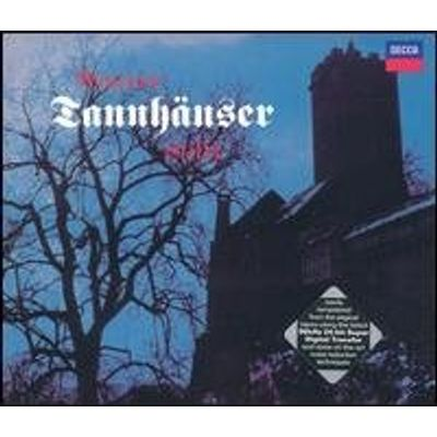 TANNHAUSER (SLIPCASE) (RMST) (BOX)