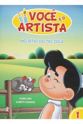 No Sítio do Tio Zeca - Col. Você É O Artista - Vol. 1 - Doris Lima Goretti Candido   Hoshan.org