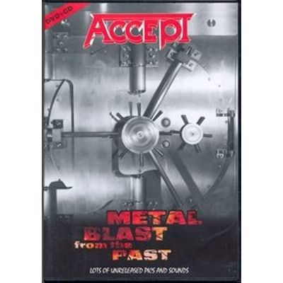 Metal Blast From the Past - DVD + CD