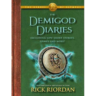 The Heroes Of Olympus - The Demigod Diaries