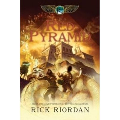 The Kane Chronicles Book One - The Red Pyramid