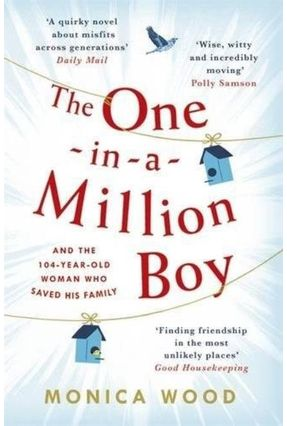 The One-In-A-Million Boy - Wood,Monica | Tagrny.org