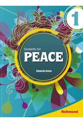 Student'S For Peace 1 - Livro do Aluno + Mutirom - Amos,Eduardo pdf epub