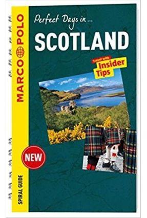 Marco Polo Spiral Guides Scotland - MARCO POLO pdf epub