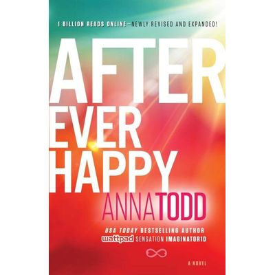 After Ever Happy - The After Series 4