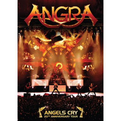 Angels Cry - 20th Anniversary Tour - DVD + CD