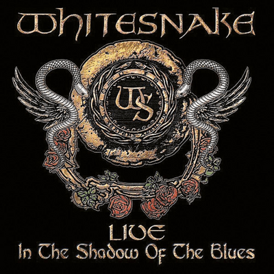 Whitesnake - Live - In The Shadows Of The Blues - 2 CDs