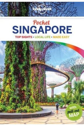 Lonely Planet Pocket Singapore - Lonely Planet | Hoshan.org