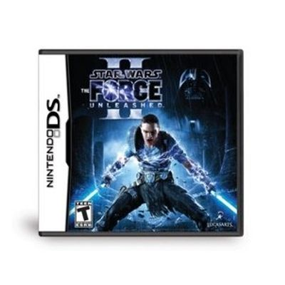 Star Wars - The Force Unleashed II - Nds