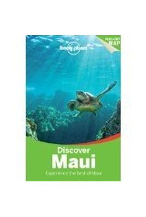 Lonely Planet Discover Maui - Friary,Ned   Hoshan.org