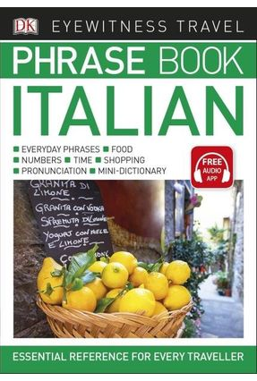 Eyewitness Phrase Book Italian - Dk | Tagrny.org