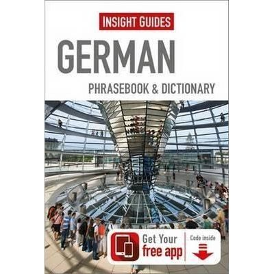 Insight Guides German Phrasebook & Dictionary