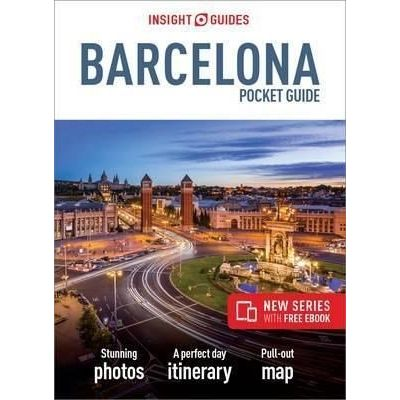 Barcelona Insight Pocket Guide